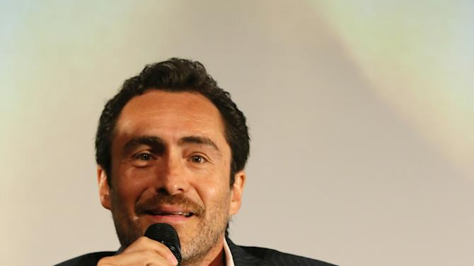 Demián Bichir at FX's Screening of The Bridge held at The Pacific Design Center on May 20, 2013 /Invision for CLIENT NAME/AP Images)