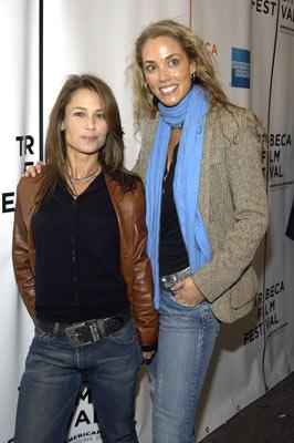 "Julie Warner and Elizabeth Berkley ""Special Thanks to Roy London: premiere - Tribeca Film Festival April 23, 2005 - New York, NY"