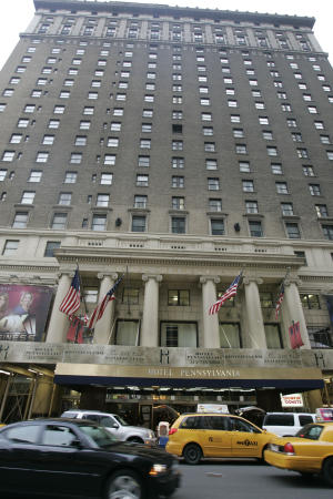 Hotel Pennsylvania to be renovated, not razed