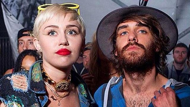 Miley Cyrus Gets a Matching Tattoo In Honor of Her Assistant