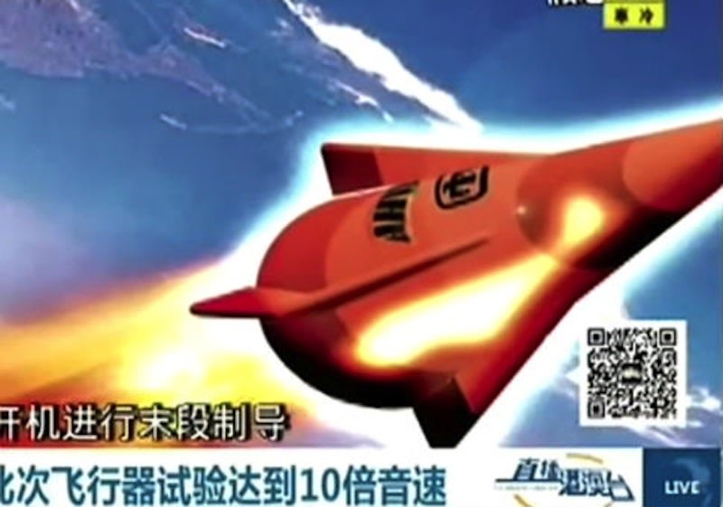 Russia and China are building hypersonic missiles and it's 'complicating' things for the US