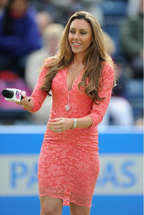 Tennis - AEGON Classic 2013 - Day Five - Edgbaston Priory Club