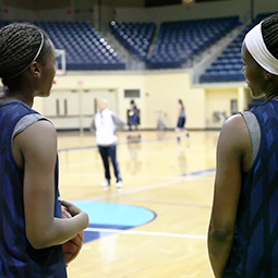 Getting to Know USD's Hood Sisters