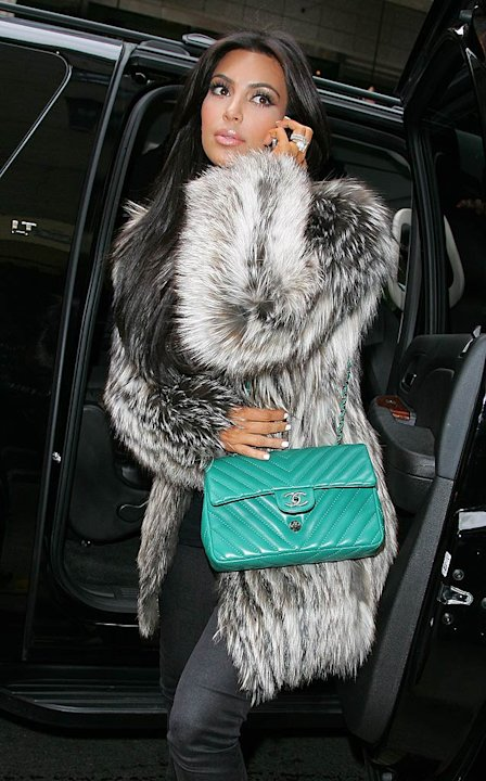 Kim Kardashian New York
