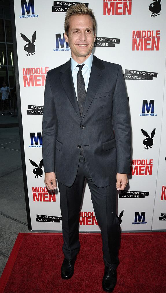 Middle Men LA Premiere 2010 Gabriel Macht
