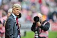 Arsenal's manager Arsene Wenger, seen before their English Premier League match vs Stoke City at The Britannia Stadium in Stoke-on-Trent, on August 26. Wenger has given the club a glimpse of the future by saying he could leave the club when his contract expires in two years' time