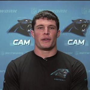 Friday Night Spotlight: Carolina Panthers linebacker Luke Kuechly