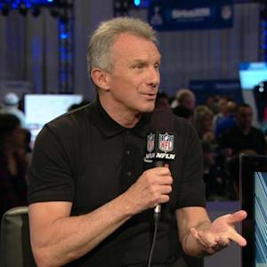 Joe Montana: I've liked Seattle Seahawks quarterback Russell Wilson from the beginning