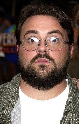 Premiere: Kevin Smith at the LA premiere of The Bourne Identity - 6/6/2002