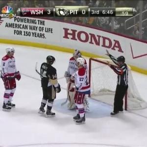 Capitals at Penguins / Game Highlights