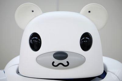 This cuddly Japanese robot bear could be the future of elderly care