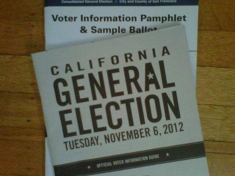 San Francisco Voters Face 18 Propositions on 2012 Ballot: Too Many?