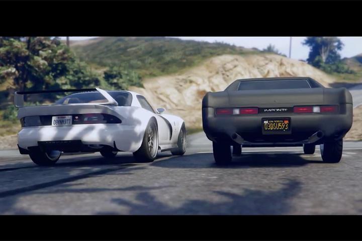 GTA 5 Says Goodbye to Paul Walker in Touching 'Furious 7′ Tribute