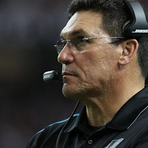 Carolina Panthers' Ron Rivera wins Coach of the Year