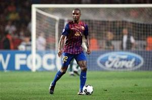 Barcelona's Abidal given the green light to play again
