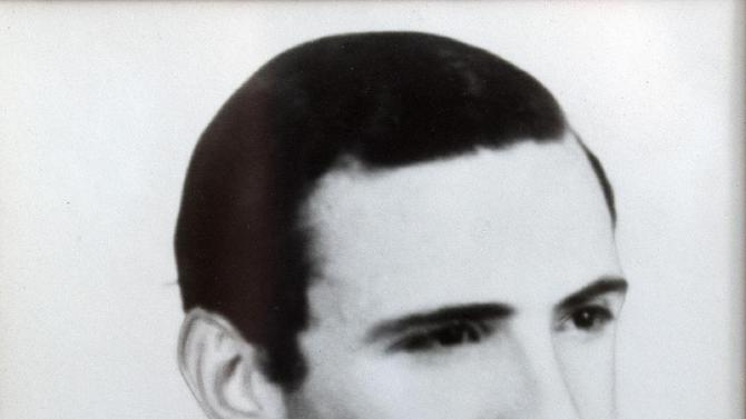 This undated photo released by the San Patricio church, shows Emilio Barletti in Buenos Aires, Argentina. In what became known as the San Patricio Massacre, gunmen believed to be from a military unit stormed into the church after midnight on July 4, 1976, and shot to death Barletti, three priests and another seminarian - the bloodiest single act of violence against the Roman Catholic Church during Argentina's brutal dictatorship. Now Catholic officials in Argentina are working to have them declared saints. And the man who promoted their cause as archbishop has become Pope Francis. (AP Photo/San Patricio Church)