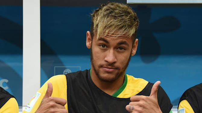 Neurological research suggests Brazil's Neymar, shown here in Brasilia on July 12, 2014, plays as if he is on auto-pilot