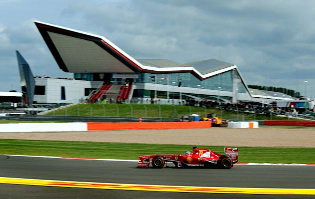 Motor Racing - 2013 Formula One World Championship - British Grand Prix - Third Practice and Qualifying - Silverstone