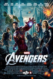 Poster of Marvel's The Avengers