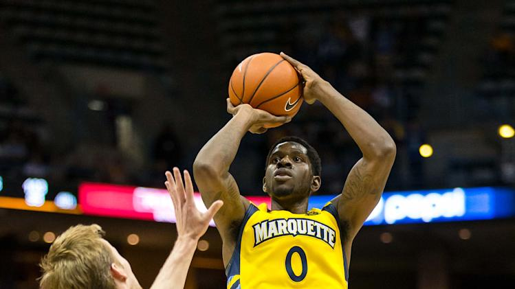 NCAA Basketball: Connecticut at Marquette