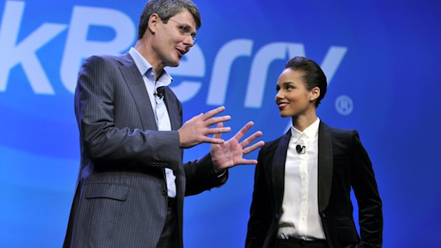 Alicia Keys: BlackBerry Creative Director… Really (ABC News)