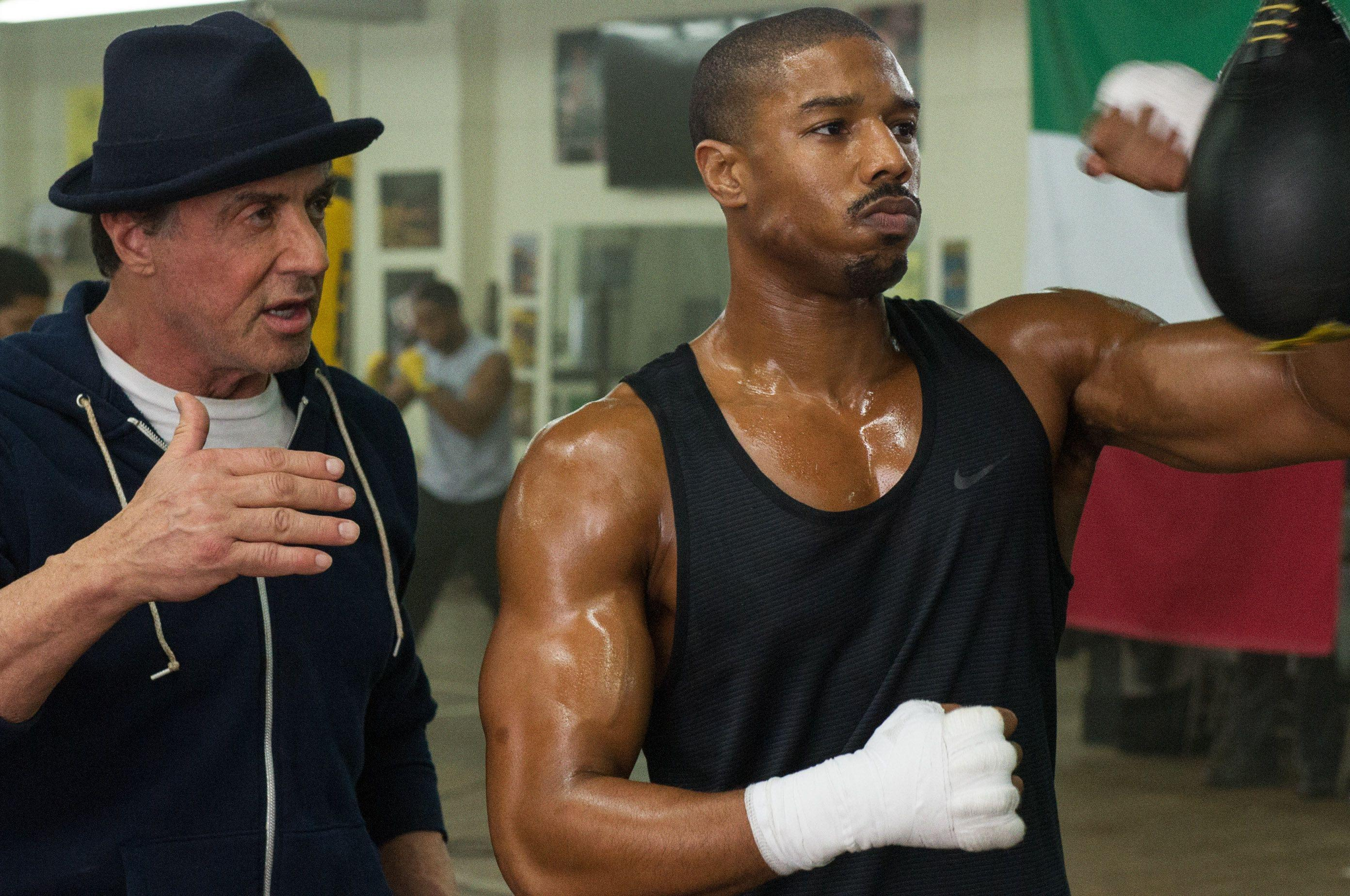 7 'Creed' moments that made me cry