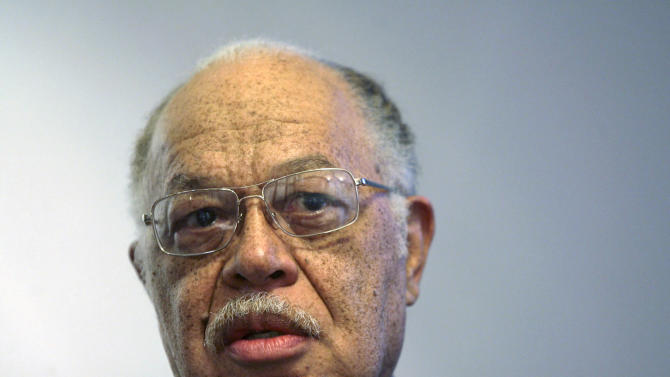 In this March 8, 2010 photo, Dr. Kermit Gosnell is seen during an interview with the Philadelphia Daily News at his attorney's office in Philadelphia.  Three years after drug agents stumbled upon a gruesome medical clinic in West Philadelphia, abortion doctor Kermit Gosnell is going on trial on eight counts of murder. Jury selection is set to start Monday,  March 4, 2013 in the death penalty case. Opening statements are scheduled for March 14.  (AP Photo/Philadelphia Daily News, Yong Kim) MANDATORY CREDIT NO SALES