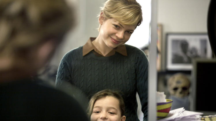 Michelle Williams Sophie Nyweide Mammoth Production Stills IFC 2009