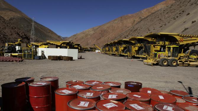Chile court rules for Indians against Barrick Gold