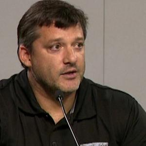 NASCAR'S TONY STEWART SPEAKS PUBLICALLY