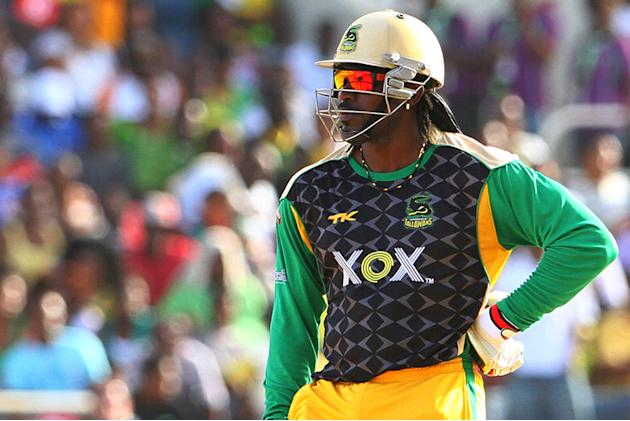 Jamaica Tallawahs v Guyana Amazon Warriors.