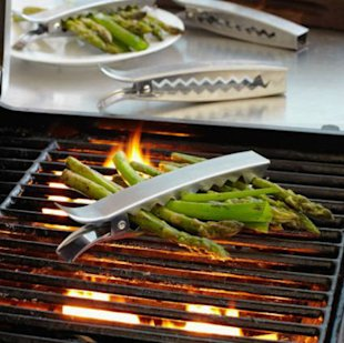 Make veggie grilling easy