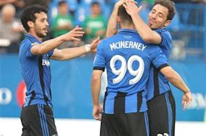 Montreal Impact 4-2 FC Edmonton (Agg. 5-4): Controversial penalty kick wins it for Impact