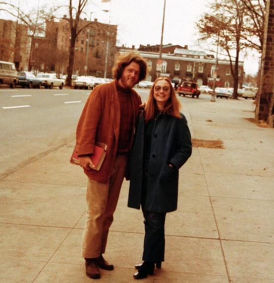 How Bill Clinton met Hillary will make your soul melt