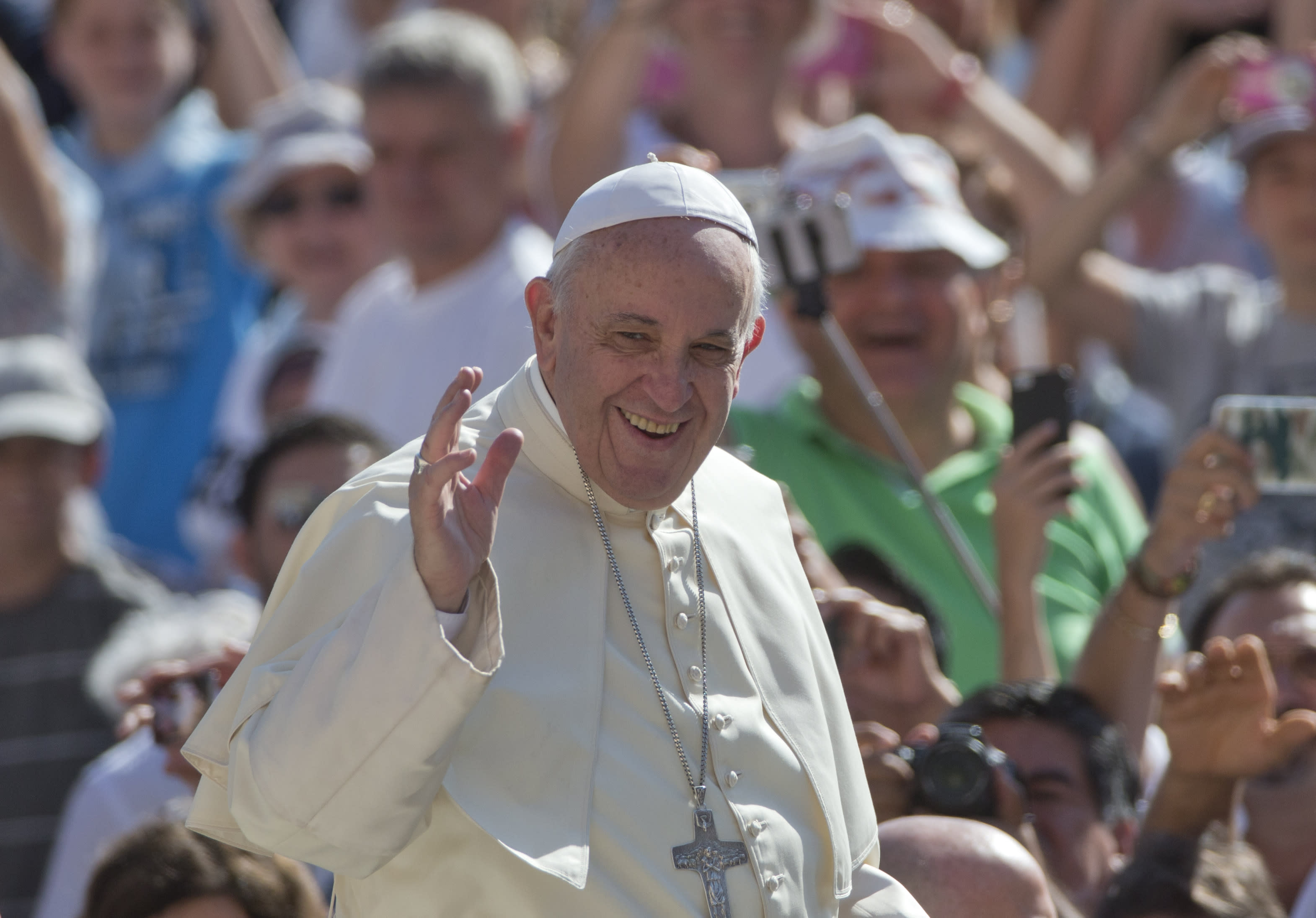 A primer on where pope stands on gays, divorce, climate