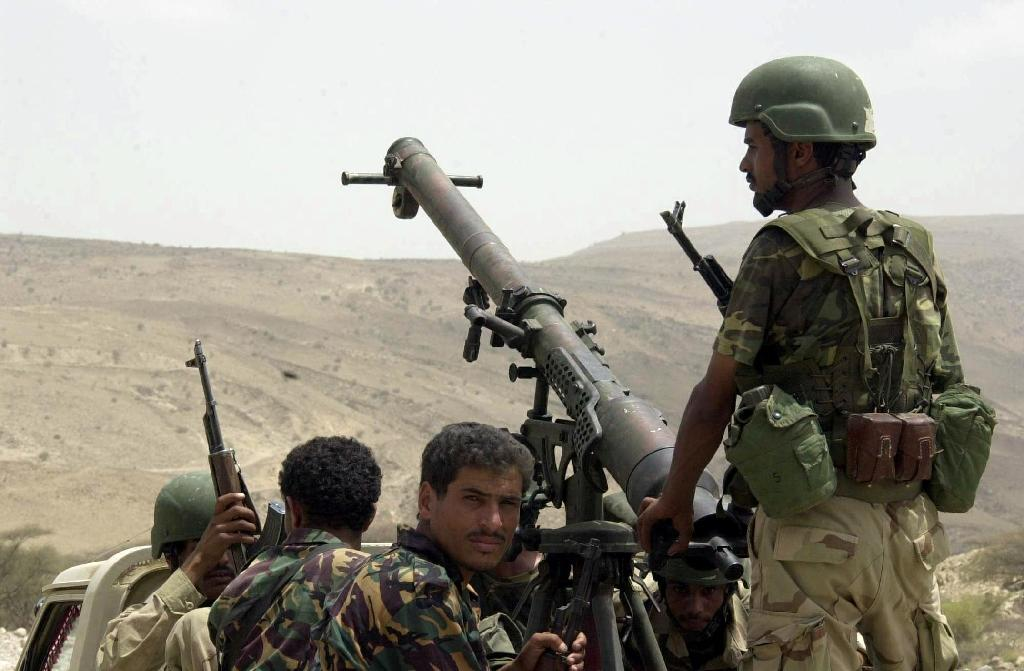 Coalition pounds Yemen rebels, sets sights on capital