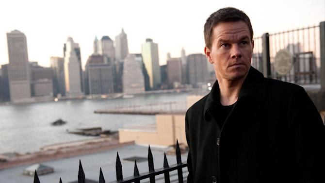 "This film image released by 20th Century Fox shows Mark Wahlberg in a scene from ""Broken City."" (AP Photo/20th Century Fox, Barry Wetcher)"