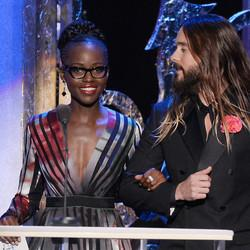 17 Photos That Will Make You Wish Jared And Lupita Were An Actual Couple