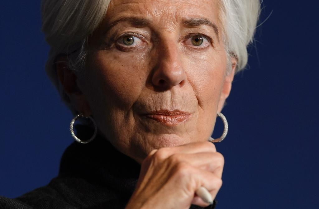 Lagarde set for second term as IMF chief