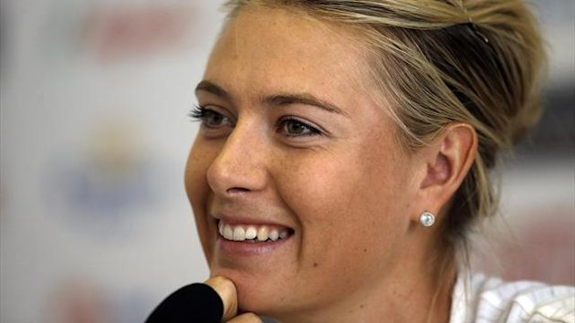 2013 Roma Sharapova (Foto AP/LaPresse)