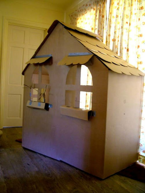 A Wendy House from PAX Boxes