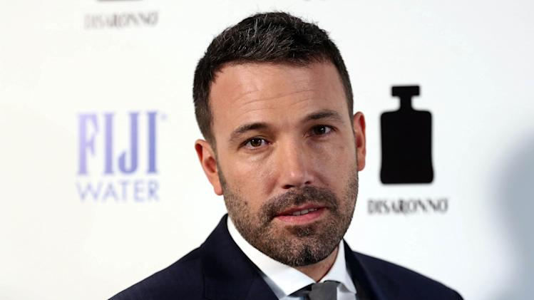 "Actor Ben Affleck arrives at the premiere of ""To The Wonder"" hosted by FIJI Water on Tuesday, April 9, 2013 in Los Angeles. (Photo by Matt Sayles/Invision for Fiji Water/AP Images)"