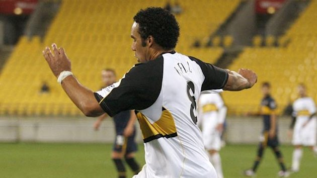 Paul Ifill of Wellington Phoenix (Reuters)