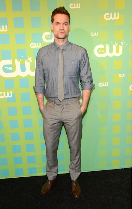 The CW 's 2012 Upfront - Shane …