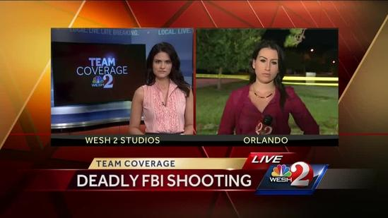 Officials: Orlando man shot by FBI was close to signing triple murder confession