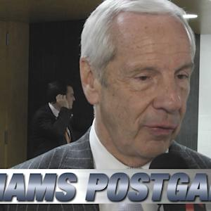 One-On-One with UNC's Roy Williams After Win vs Ohio State