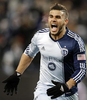 Sporting KC advances to MLS Cup final