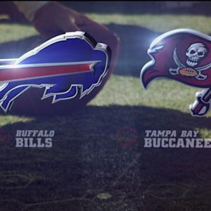 Week 14: Bills vs. Buccaneers highlights