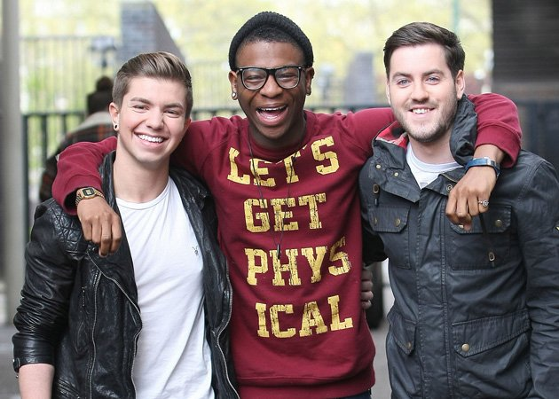 Loveable Rogues, record deal, Simon Cowell, BGT