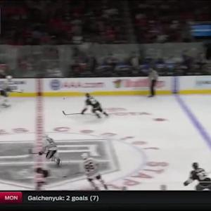 Chicago Blackhawks at Los Angeles Kings - 11/28/2015